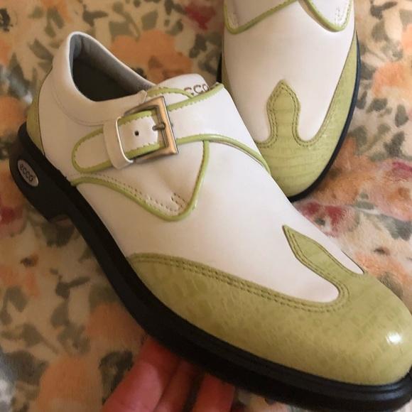 Price Drop Classic Wingtip Leather Golf